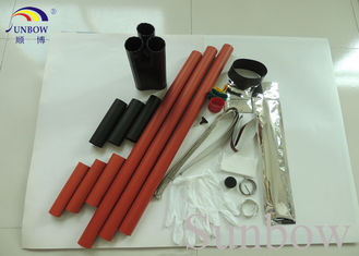 11kV Heat Shrink Cable Joints Cable Accessories for 3 Core XLPE Cables